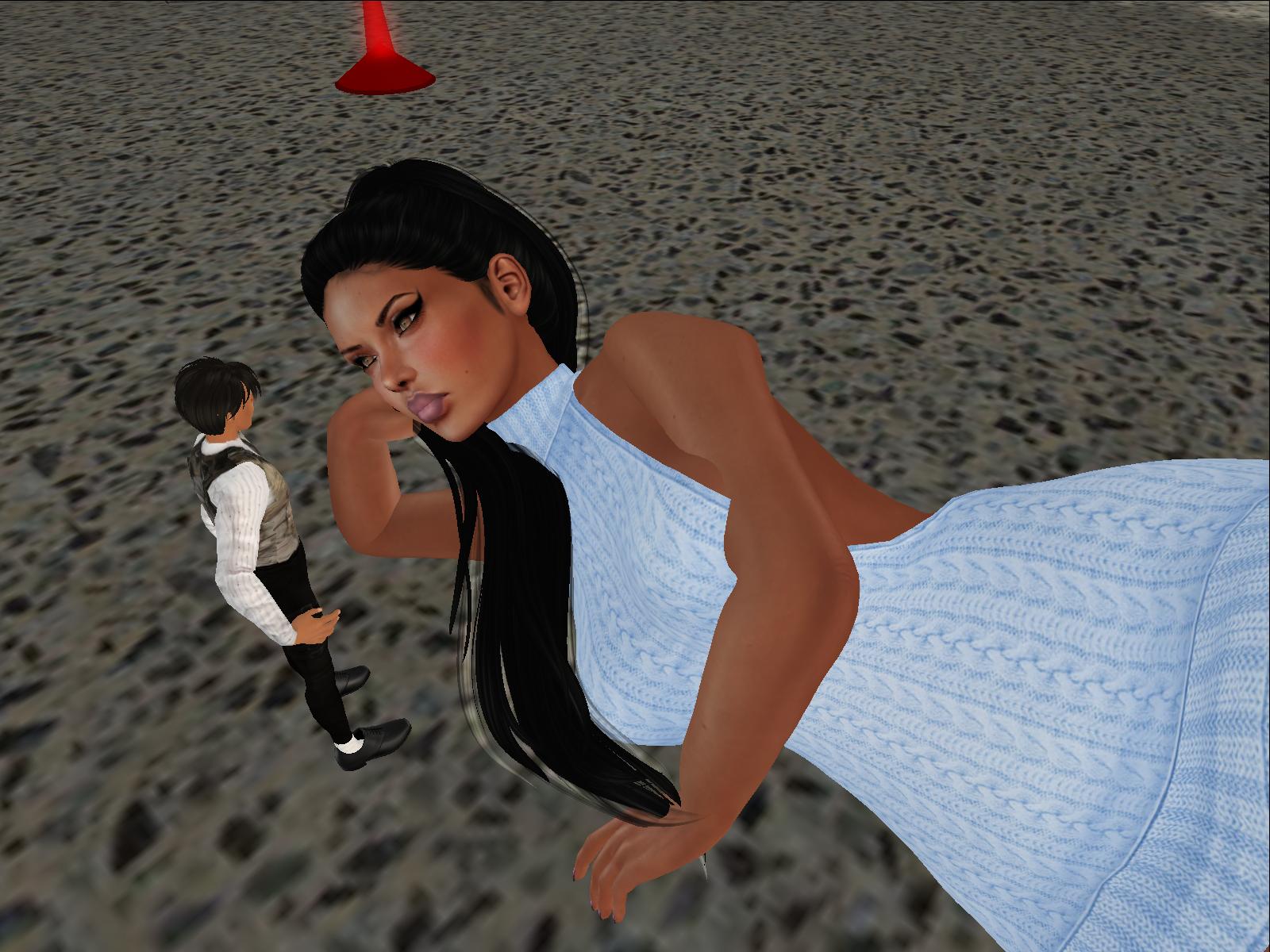 virtual giantess femdom