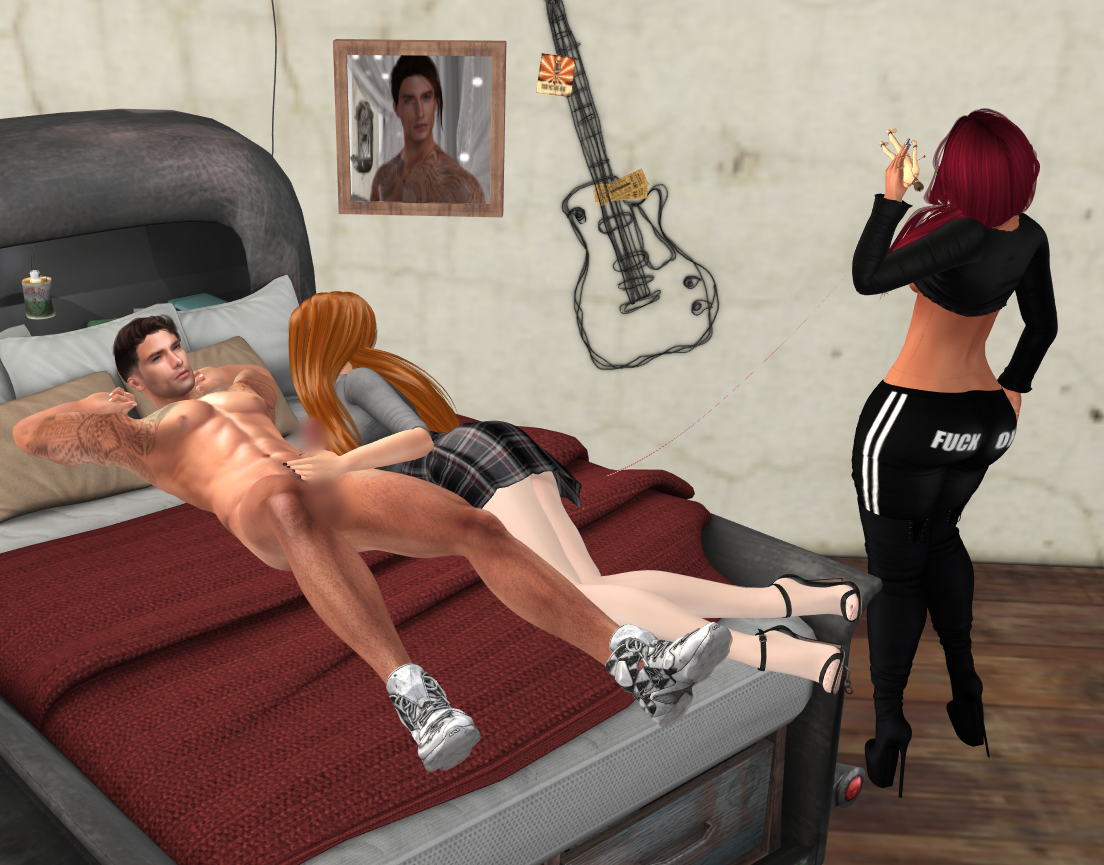 Kinky virtual couples phonesex
