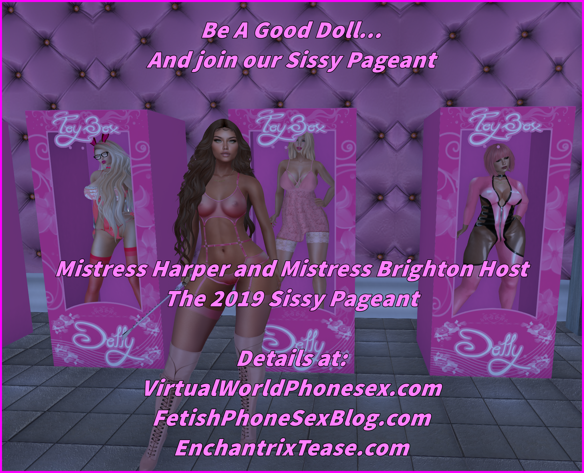 2019 Sissy Pageant