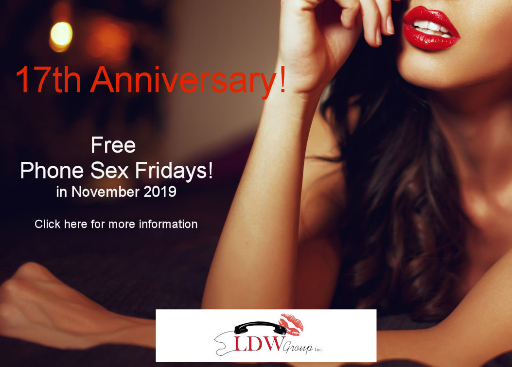 Free Phone Sex Fridays